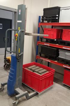 Monfort Distribution | Produit - Rangements manutention